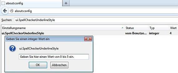 Firefox Rechtschreibprüfung
