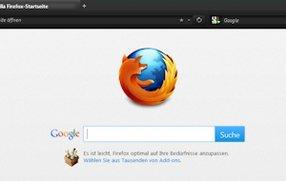 Das Firefox Erscheinungsbild individuell anpassen
