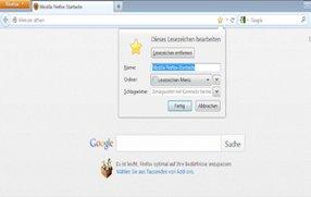 Mit Firefox Hotkeys den Browser über die Tastatur bedienen