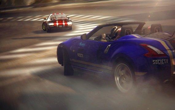 Games-Charts: GRID 2 rast auf Platz 1