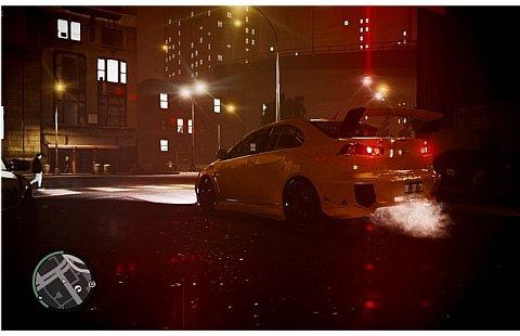 GTA 4: Gratis-Mod tunt auf High-End Grafik