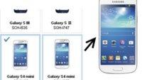 Samsung Galaxy S4 mini mit Snapdragon 400 erscheint am 20. Juni (Gerücht)