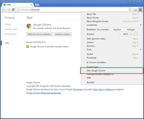 Google Chrome Update Flash Player Manuell