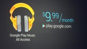 Google Play Music All Access im Hands-On
