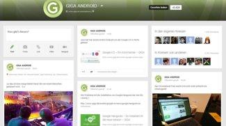 Google+ bekommt ein neues Design, wir haben es auch schon (Short News)