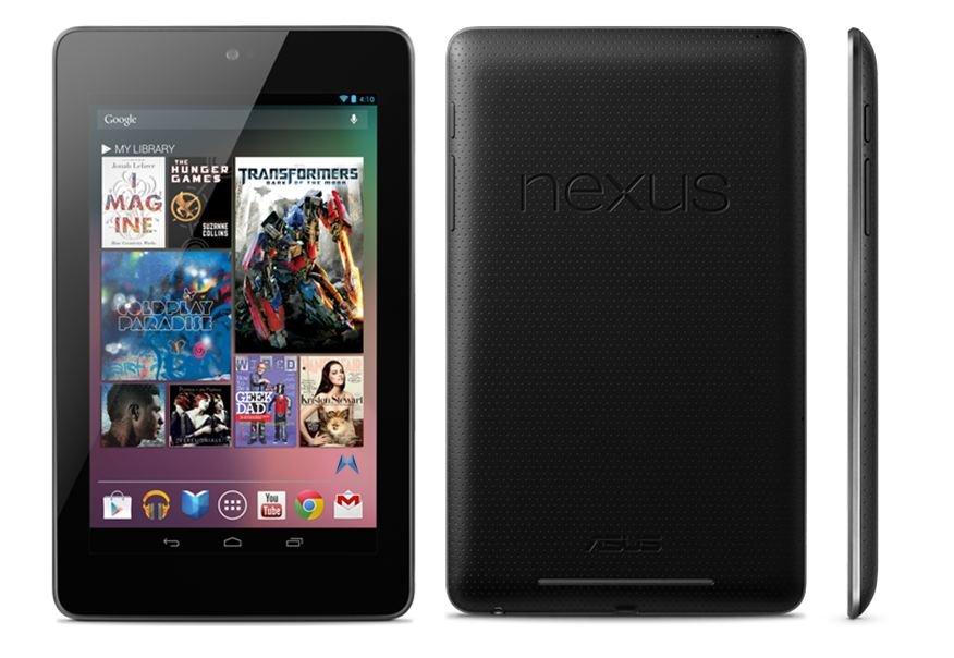 Saturn: Nexus 7 mit 8GB im Angebot
