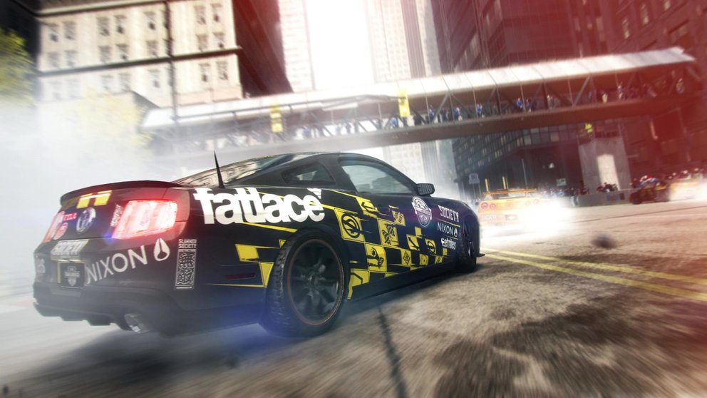 GRID 2: Gameplay-Video zeigt den Yas Marina Circuit