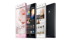 Huawei Ascend P6: Alle Infos und Spezifikationen