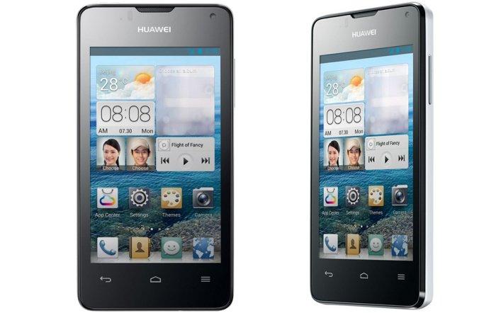 Huawei Ascend Y300 für 132,50 Euro bei Notebooksbilliger