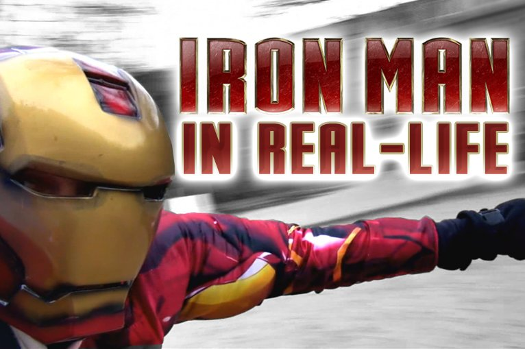 Public Trolling: Iron Man 3 in Real-Life