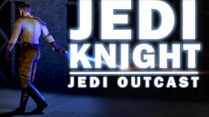 Retro Gameplay: Jedi Knight 2 - Jedi Outcast