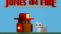 Jones On Fire: Feuer, Katzen und 8-Bit (Gameplay)