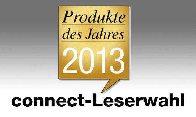 connect-Leserwahl 2013: Android auf Platz 1, Samsung, Apple und mehr