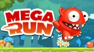 Mega Run - Gameplay