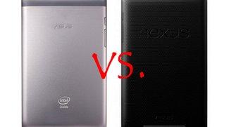 ASUS FonePad vs. Nexus 7: Gameplay im direkten Vergleich