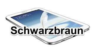 Samsung Galaxy Note 8 - Schwarzbraun ist nicht nur die Haselnuss (Short News)