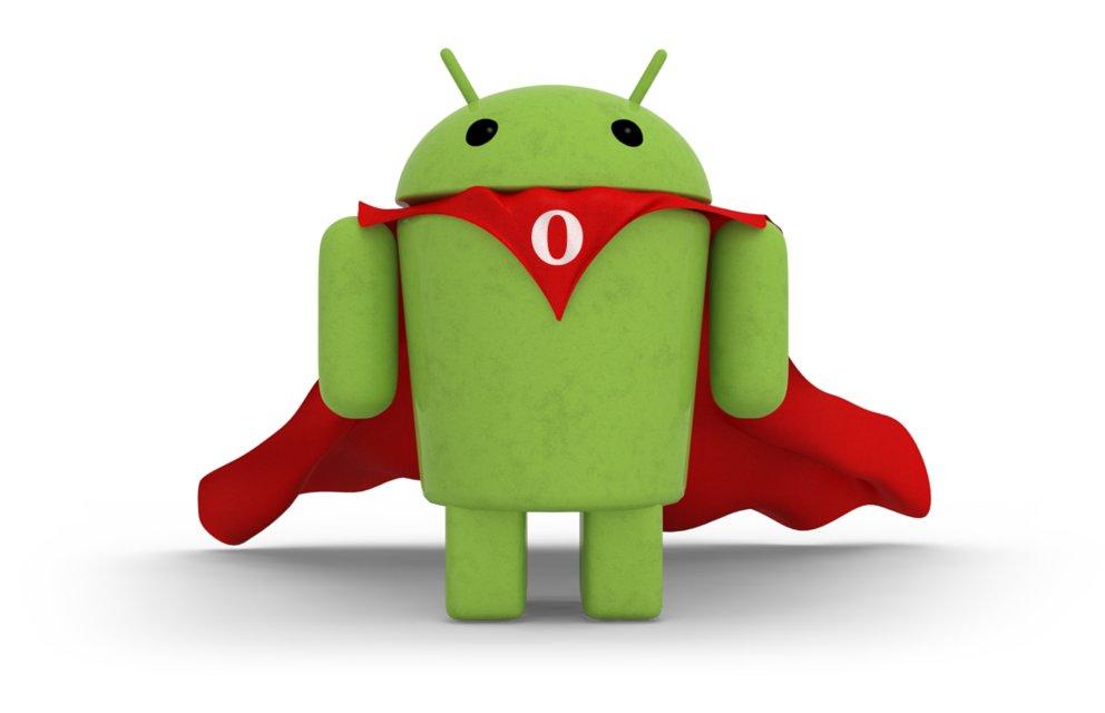 Opera Android robog