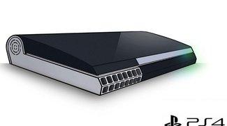 PS 4 Release: Die ersten Bilder der PlayStation 4 im Mockup