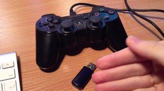 PS3-Controller am PC anschließen? So geht's