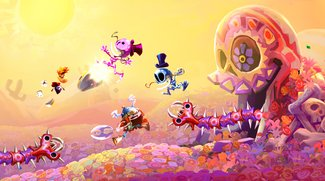 Rayman Legends: Gitarrero-Wirbel im Walkthrough-Video