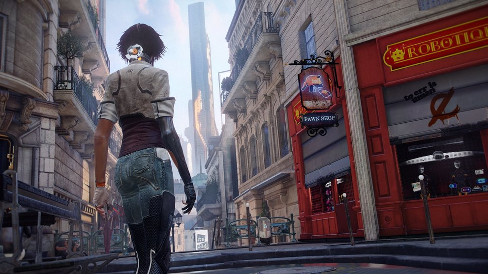 Remember Me: Neo-Paris im Launch Trailer