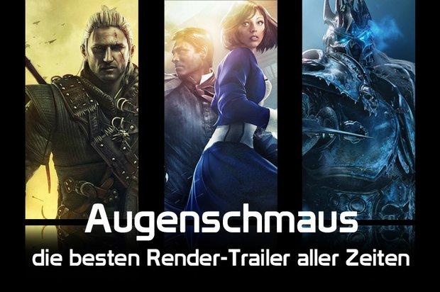 Augenschmaus: Die besten Cinematic Trailer aller Zeiten (Games-Trailer)