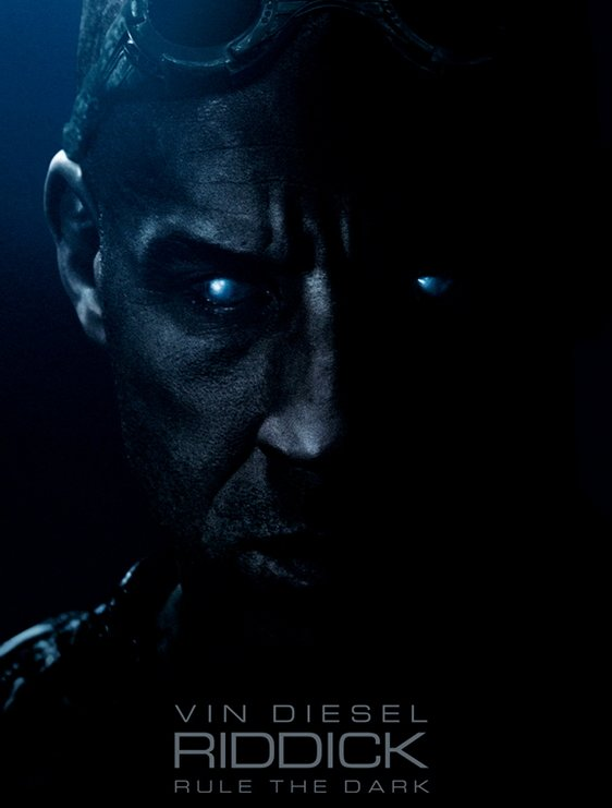 "Riddick Debut Trailer: ""This ain't nothing new"" – wo er recht hat..."