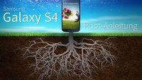 Galaxy S4 rooten, Meldung löschen und Update XXUBMEA rooten (How-To)
