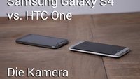 Samsung Galaxy S4 vs. HTC One - Die Kamera
