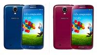 Samsung Galaxy S4: 10 Millionen verkaufte Geräte und neue Farben