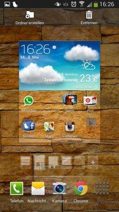 Samsung -Galaxy-S4-Hauptbildschirm-1