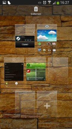 Samsung -Galaxy-S4-Hauptbildschirm-Seiten