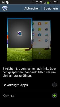 Samsung -Galaxy-S4-Menü-bervorzugte-Apps