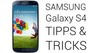 Samsung Galaxy S4 Tipps: Galaxy Homescreen und Lockscreen anpassen