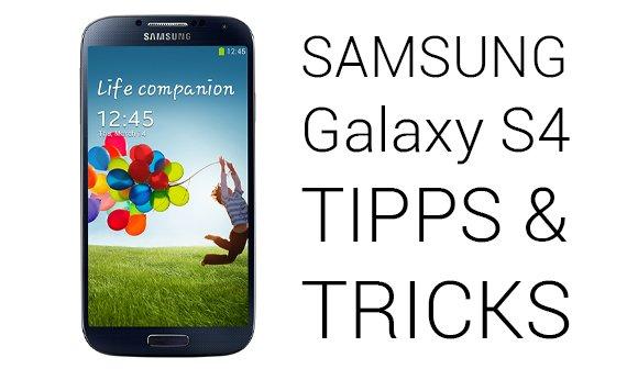Samsung Galaxy S4 Tipps & Tricks: Individuelles Vibrationsmuster einrichten