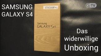 Ihr wollt das Samsung Galaxy S4 kaufen? Wir packen es für euch aus
