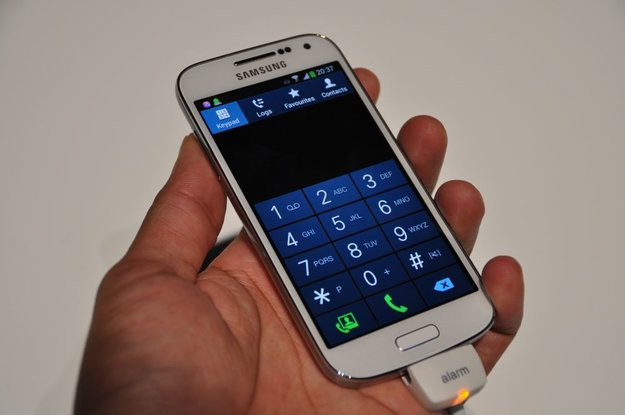 Mit dem Samsung Galaxy S4 mini Screenshots erstellen - Anleitung