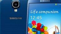 Technische Daten des Samsung Galaxy S4 Active und S4 Zoom geleakt