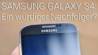 Samsung Galaxy S4 von der Stiftung Warentest getestet: Ein Kommentar