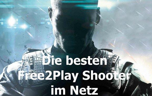 Online-Shooter: Die 5 besten Ego-Shooter Games Free2Play spielen