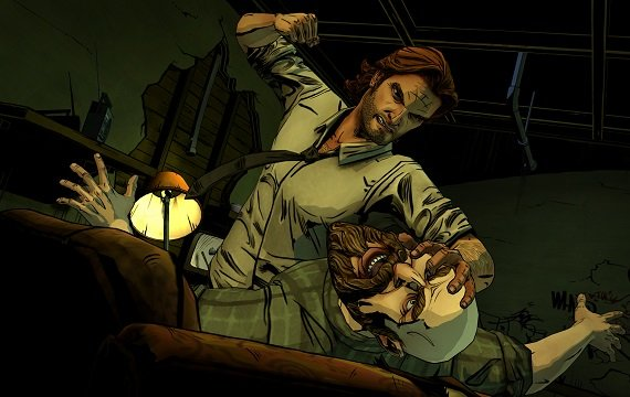The Wolf Among Us: Erste Screens zum neuen Adventure von Telltale