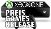 Xbox One: Release, Preis und Bilder der neuen Microsoft Konsole