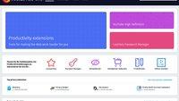 Firefox-Add-ons: Neue Browser-Erweiterungen installieren