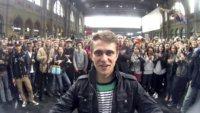 Samsung Galaxy S4 Wettkampf: Wer 60 Minuten starrt, gewinnt ein S4