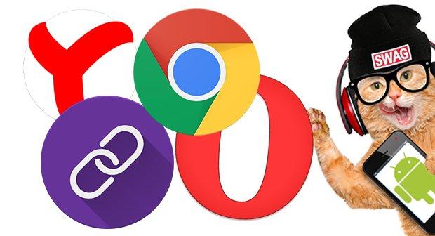 Die besten Android-Browser auf einen Blick: Chrome, Dolphin & Co.