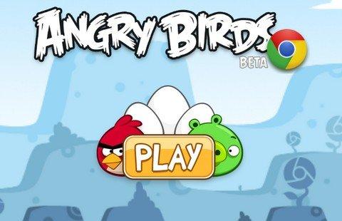 Angry Birds kostenlos online spielen - für PC, Mac, Linux, mit neuen Levels!