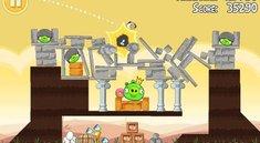 Angry Birds für Windows Phone 7 erschienen
