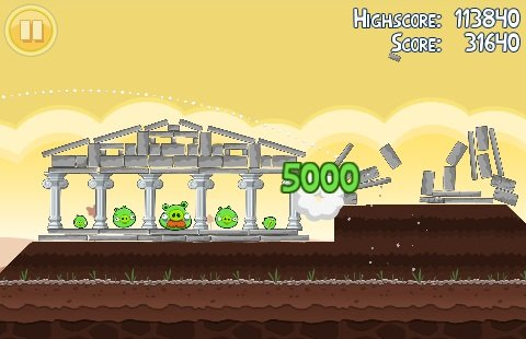 Angry Birds Rio für Windows gratis