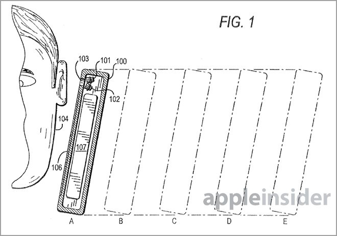 iPhone: Apple-Patent beschreibt Lautstärke-Regelung mittels Umgebungssensor