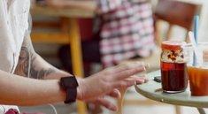 iWatch: Touchscreen-Uhr in Apple-Werbespot entdeckt